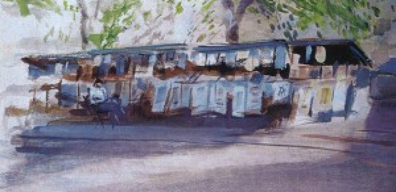 Cien años de arte del pintor murciano Ramón Gaya
