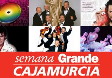 Semana Grande de Cajamurcia 2011