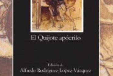 """Presentación y mesa redonda """"Del Quijote de Cervantes al Quijote de Avellaneda"""""""