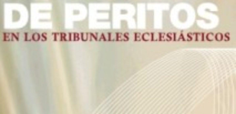 I SIMPOSIO DE PERITOS. EN LOS TRIBUNALES ECLESIÁSTICOS