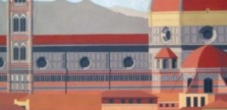Exposición Garoni dibuja a Italia
