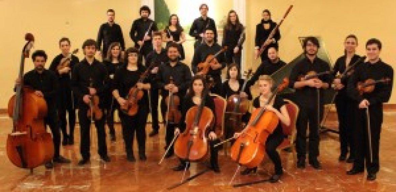 Concierto Orquesta Universitaria de Murcia. Música Clásica Vienesa: Mozart y Haydn