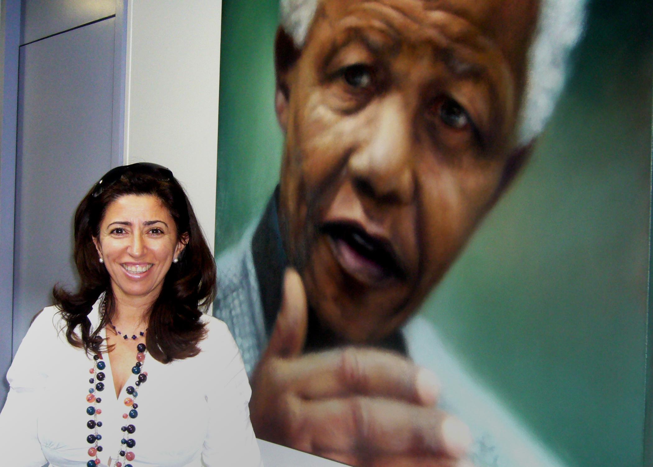 Carmen Márquez, catedrática de Derecho Internacional Público y Relaciones Internacionales por la Universidad de Sevilla