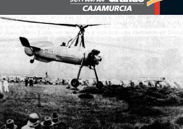 Ciclo de conferencias Juan de la Cierva y el autogiro