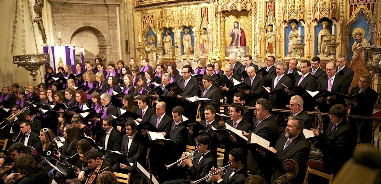 Concierto Coral El Mesías de Häendel