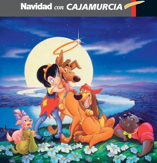 Ciclo Cine Infantil Pequecine Cajamurcia