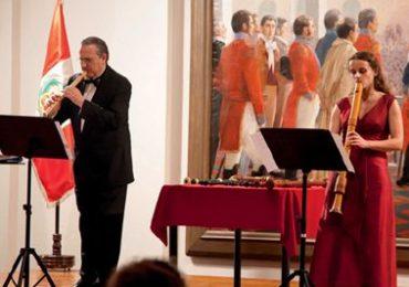 Concierto Dúo de solistas de la Folia: Pedro Bonet y Belén González Castaño. Namban Ongaku: Música de los Bárbaros del Sur.