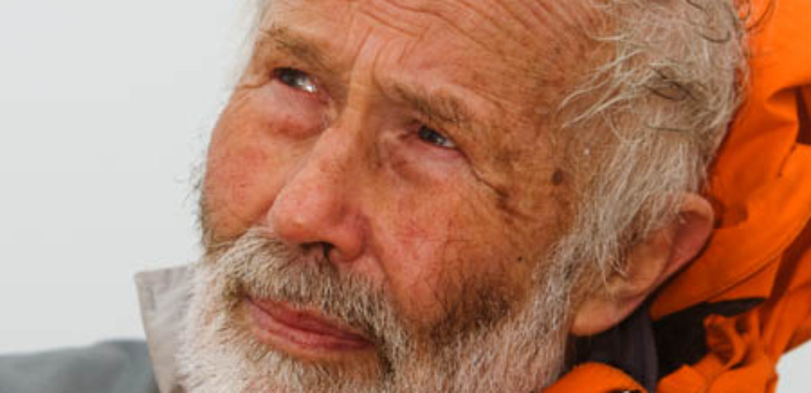 """Mi vida de escalada"", Chris Bonington"