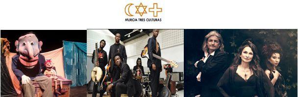 Murcia Tres Culturas. Viernes 15 de Mayo.