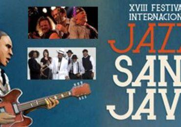 Conciertos fin de semana Festival Jazz de San Javier