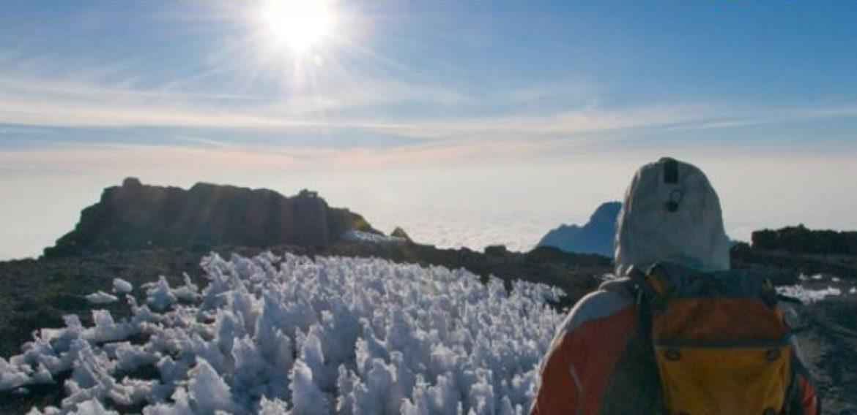 Kilimanjaro (5.895 m), la montaña sagrada de los massai