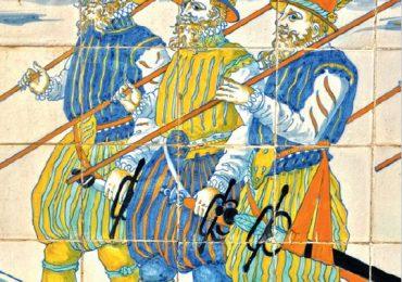 Cervantes, Soldado de la Infantería española