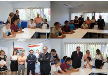 «Aprender Trabajando»; iniciativa de Cruz Roja