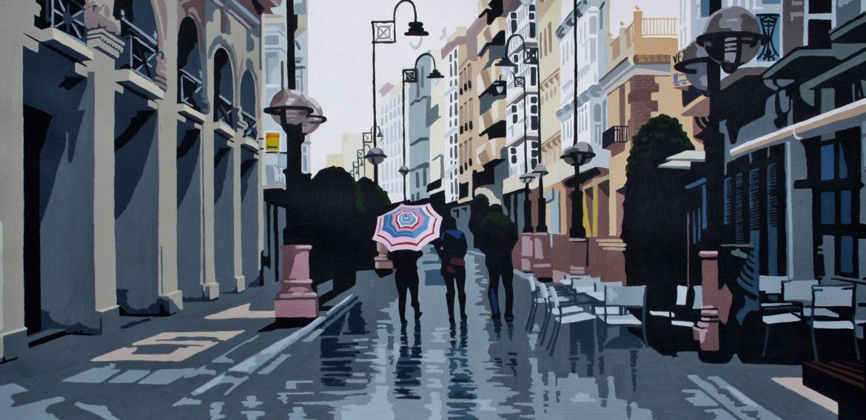 """""""Soliloquio urbano"""", reflexión sobre la relación entre la ciudad y el hombre"""