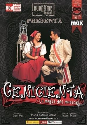 Cenicienta, la magia del musical