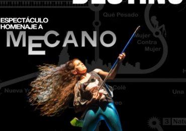 La Fuerza del Destino. Homenaje a Mecano