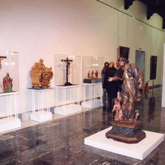 EXPOSICIÓN PARAÍSOS PERDIDOS. PATIOS Y CLAUSTROS