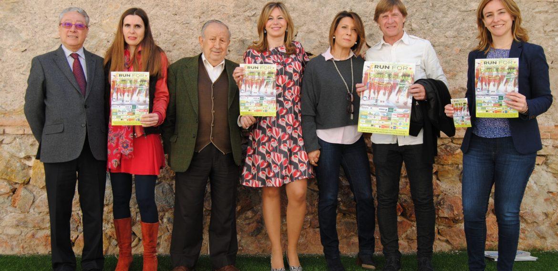 VIII Carrera Solidaria Run for Parkinson´s Murcia 2017