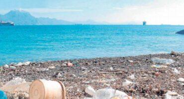 Basuras marinas. Una marea global fuera de control