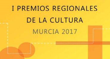 Ceremonia de entrega de los Premios Regionales de la Cultura de Murcia 2017