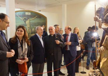 SAN ANTÓN Y SU BOCETO, JUNTOS EN EL MISMO MUSEO