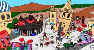 Cartel de las Fiestas de San Isidro 2017