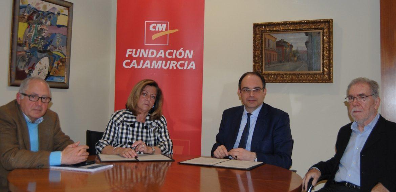 LA FUNDACIÓN CAJAMURCIA COLABORA EN EL DÍA MUNDIAL DEL PÁRKINSON
