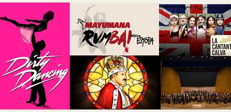 Avance programación Semana Grande Fundación Cajamurcia 2017