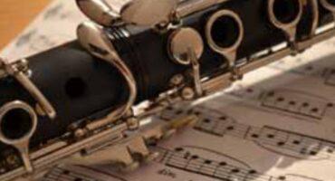 Audición de clarinete