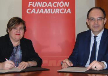 FUNDACIÓN CAJAMURCIA REFUERZA SU COMPROMISO CON AMUPHEB
