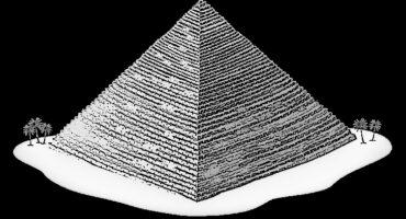 Para construir una pirámide… ¡siga las instrucciones!