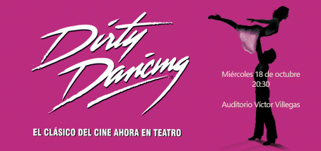 Concurso Dirty Dancing