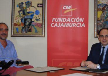 La Fundación Cajamurcia colabora con personas con grandes discapacidades físicas
