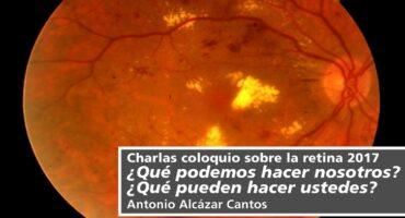 Charlas coloquio sobre la retina 2017