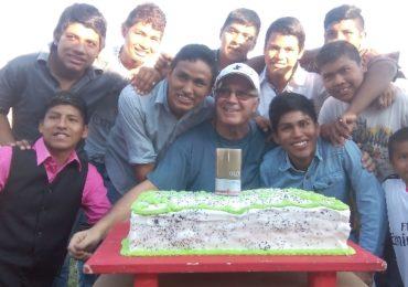 El proyecto Oikía ofrece educación y cobijo a los niños de la calle en Bolivia