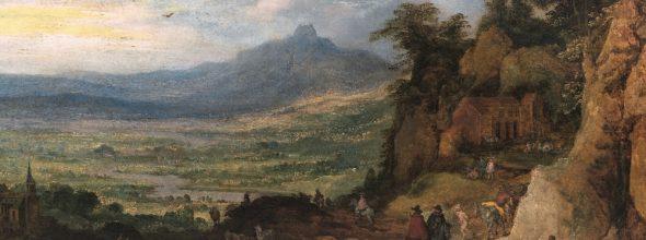 De Rubens a Van Dyck, buscar la pintura y hallar la poesía