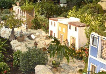Últimos días para visitar el belén de Playmobil en Las Claras