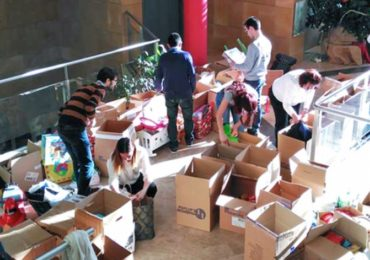 Columbares celebra la primera gala infantil 'Reyes Magos de Verdad'