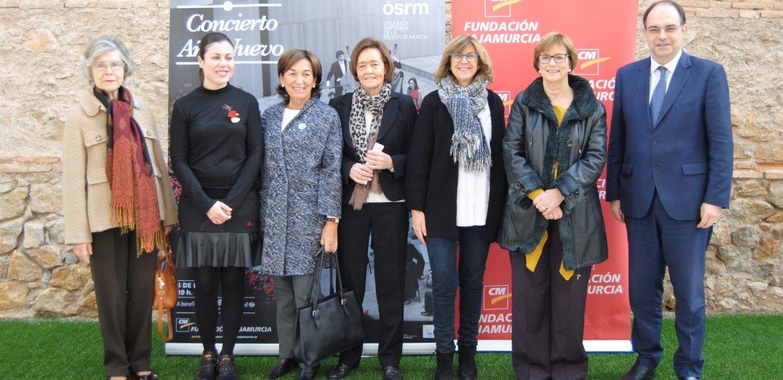 La Fundación Cajamurcia organiza conciertos benéficos en Murcia y Cartagena para celebrar el Año Nuevo