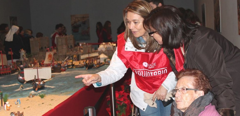 La Fundación Cajamurcia apoya el envejecimiento activo de las personas mayores