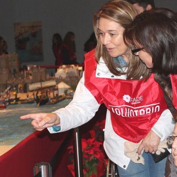 Más de 34.000 personas han visitado el Belén de Playmobil en el Centro Cultural Las Claras