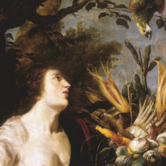 """""""Alegoría del verano"""", de Juan Van Der Hamen"""