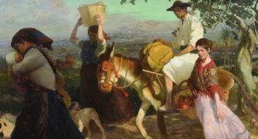 El pintor e ilustrador Inocencio Medina Vera (1876-1918)