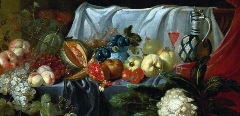 Naturaleza muerta, Jan Van Kessel El Viejo