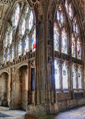 Robo en la Catedral
