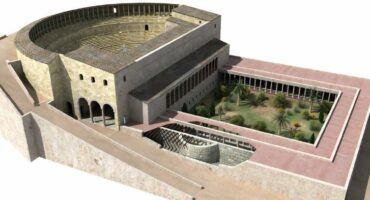 La Porticus post scaenam en la arquitectura teatral romana