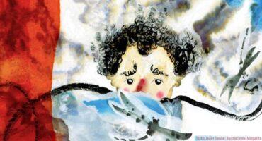 Ilustraciones para un cuento: Max Músculo y la Naturaleza
