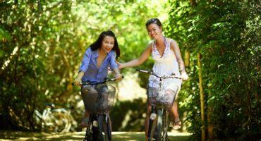 Damas sobre ruedas. Viajeras por Murcia