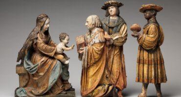 El Auto de los Reyes Magos de Cañada y su relación con los de Murcia
