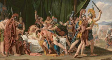 Ciclo de pintura de historia del siglo XIX Español: La Crisis del Imperio